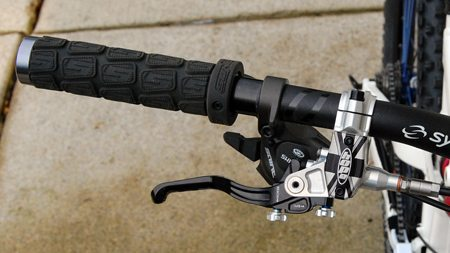 Shifter and lever, Blister Gear Review