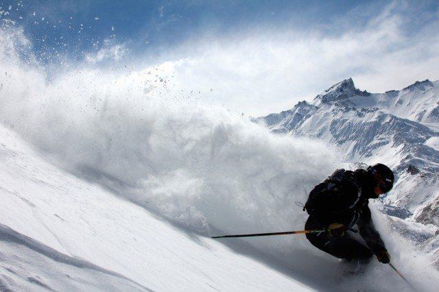 Jason Hutchins, Blister Gear Review, Las Leñas Ski Resort