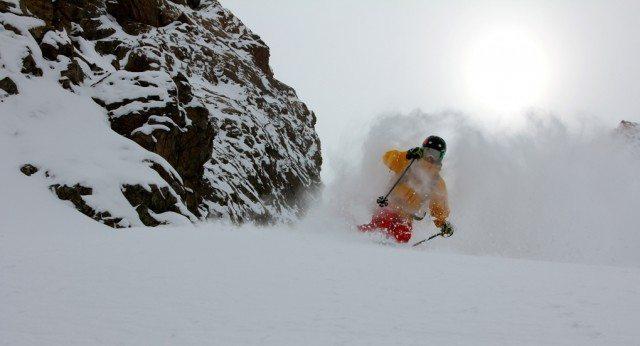 Ryan Caspar, Blister Gear Review, Las Leñas Ski Resort