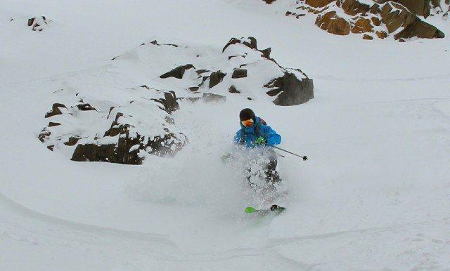 Jonathan Ellsworth, Blister Gear Review, Las Leñas Ski Resort