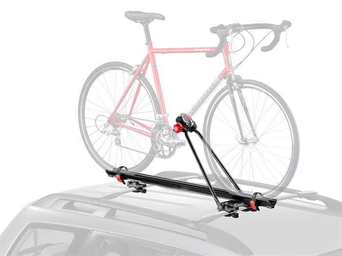 Wheels On Roof Rack, Blister Gear Review