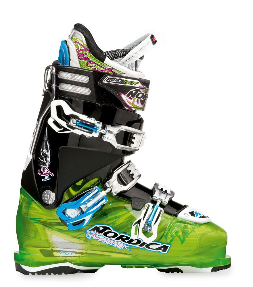 Nordica Fire Arrow F1, Blister Gear Review