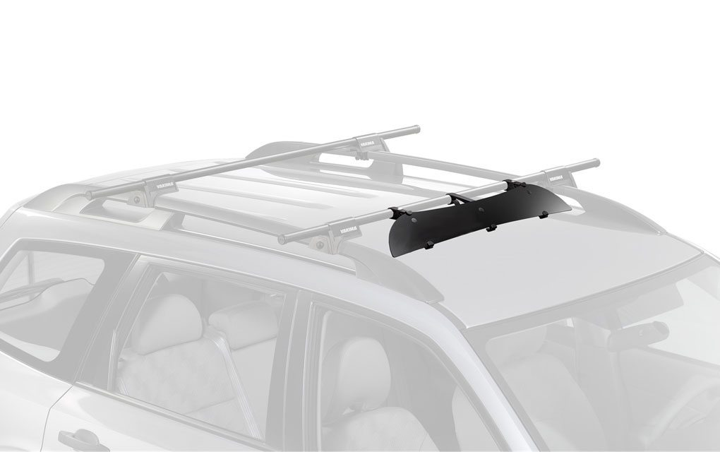 Roof Rack Fairing, Blister Gear Review