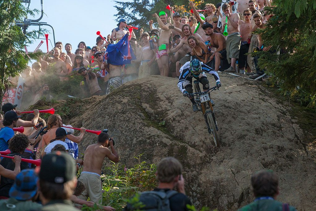 Jared Graves,Crankworx 2012, Canadian Open DH, Blister Gear Review
