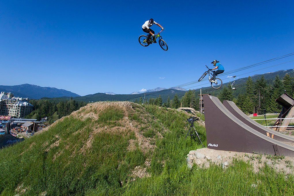 Crankworx 2012, Dual Speed & Style, Blister Gear Review