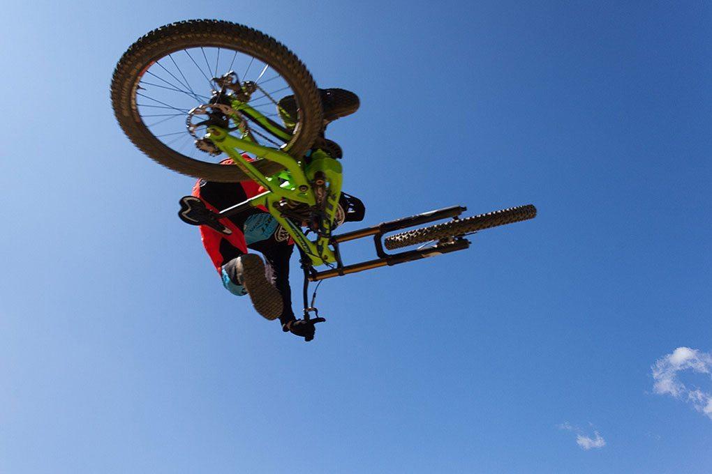 Brendan Fairclough, Crankworx 2012, Whip-Off World Championships, Blister Gear Review