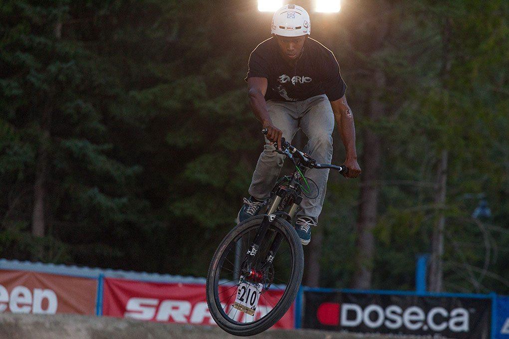 Cody Johnson, Crankworx 2012, Ultimate Pump Track Challenge, Blister Gear Review