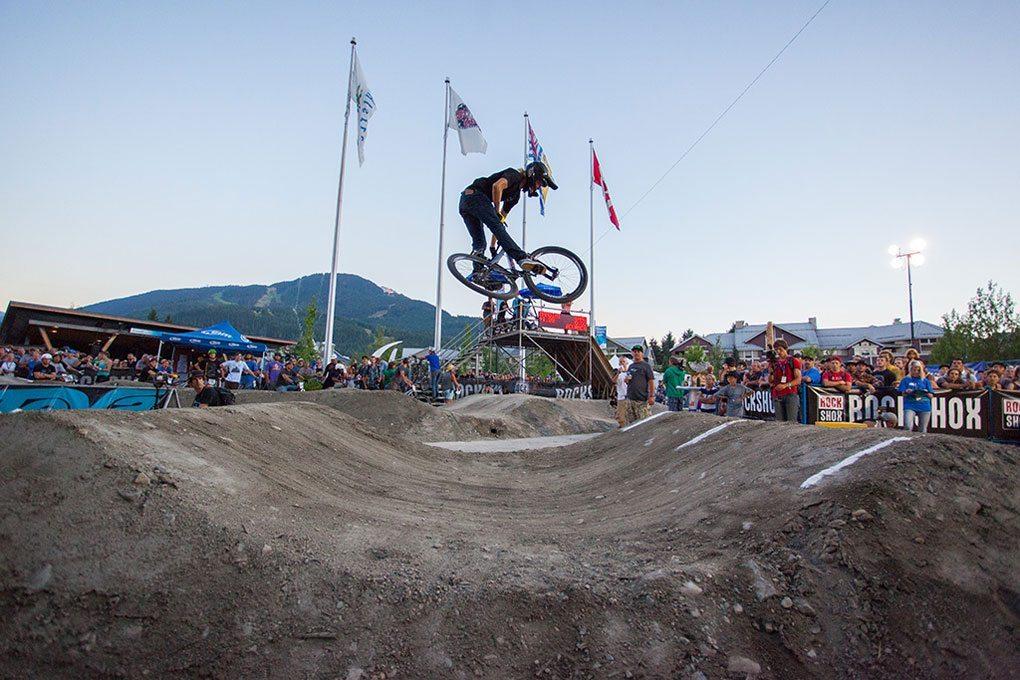 Cody Kelley, Crankworx 2012, Ultimate Pump Track Challenge, Blister Gear Review