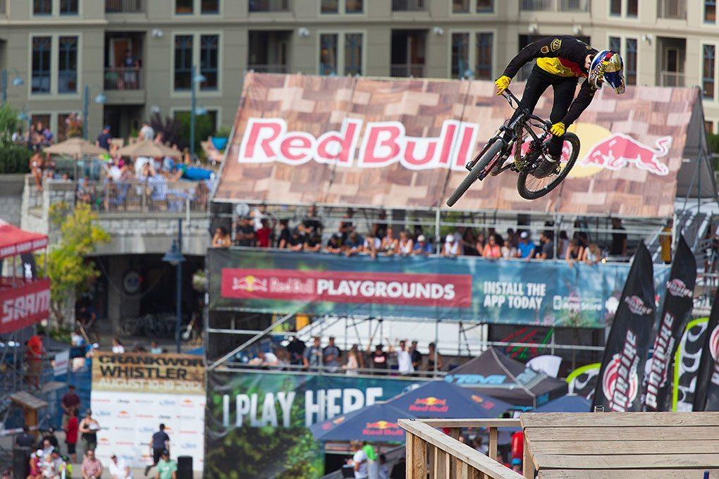Crankworx 2012, Red Bull Joyride, Blister Gear Review