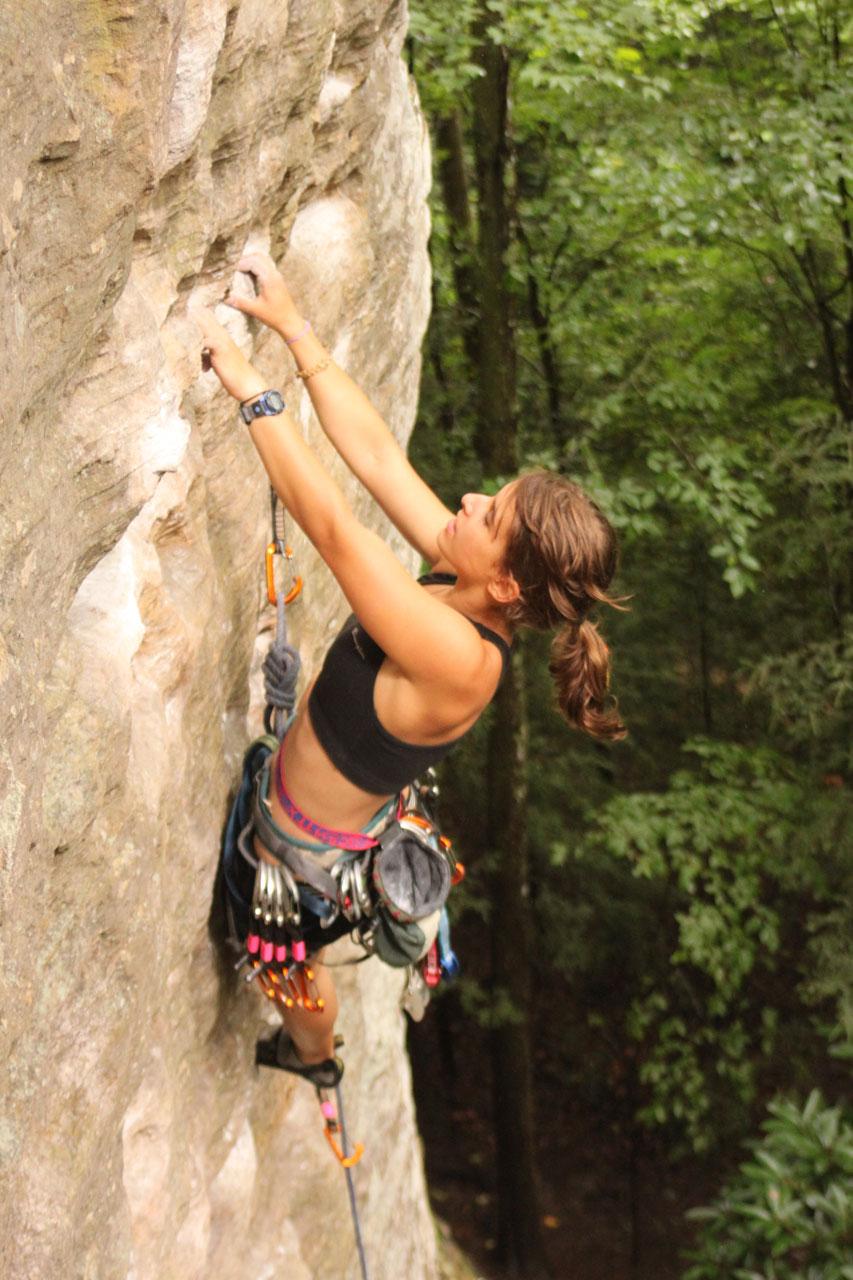 Hannah Trim, La Sportiva Katana, Blister Gear Review