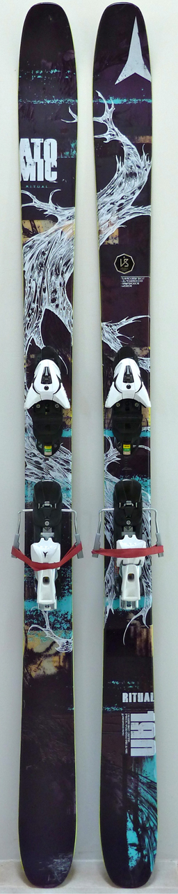 South American Ski Selections: Atomic Ritual, BLISTER