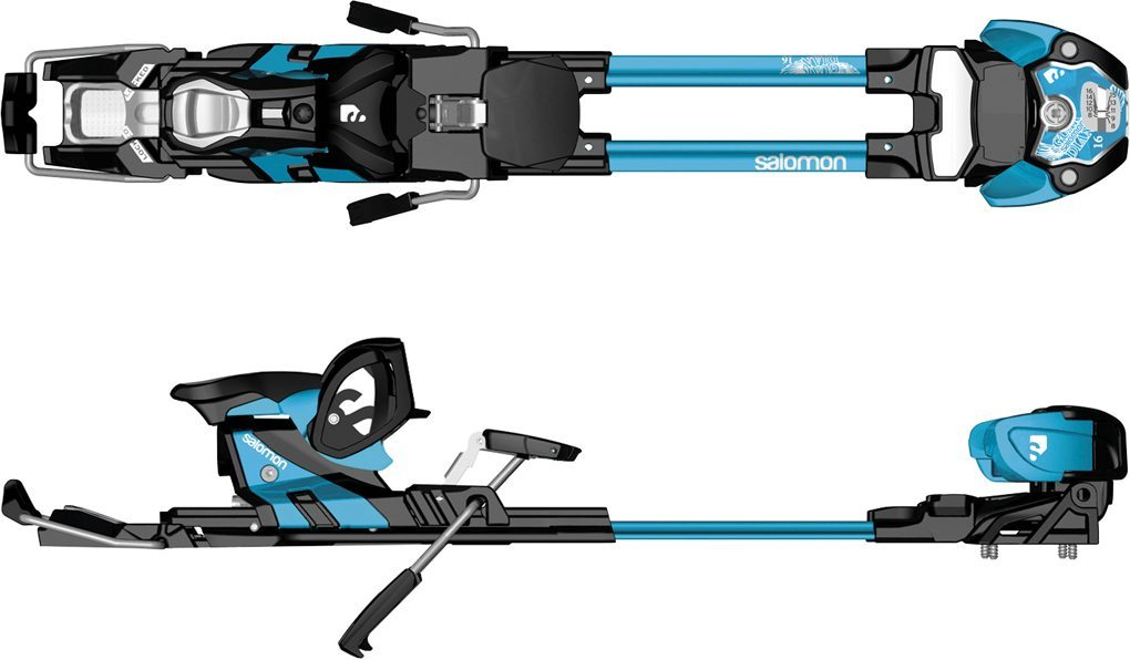 2013 Salomon Guardian 16 Binding, Blister Gear Review