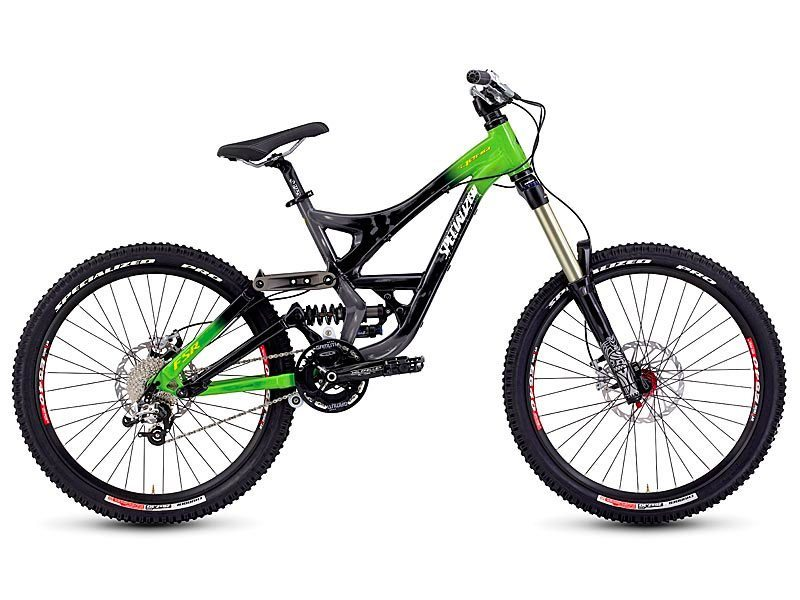 Specialized Demo 7 2007, Blister Gear Review