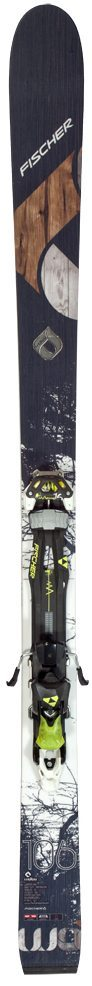 South American Ski Selections: Fischer Watea 106, BLISTER