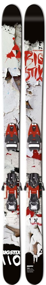 South American Ski Selections: Fischer Big Stix 110, BLISTER