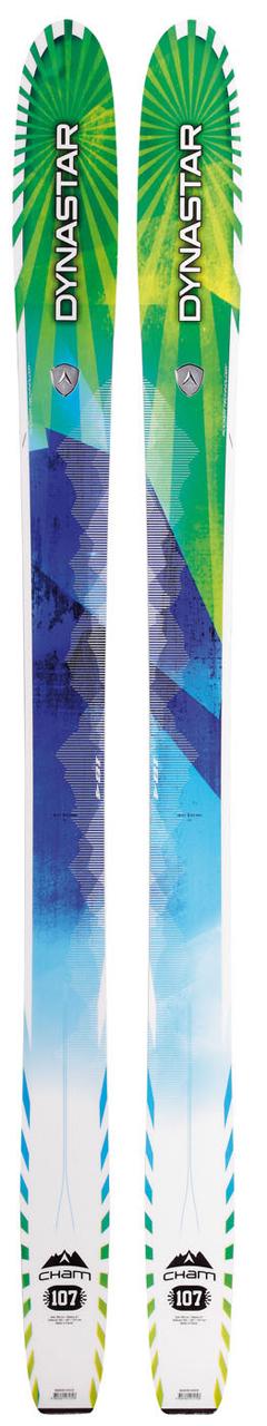 South American Ski Selections: Dynastar Cham 107, BLISTER
