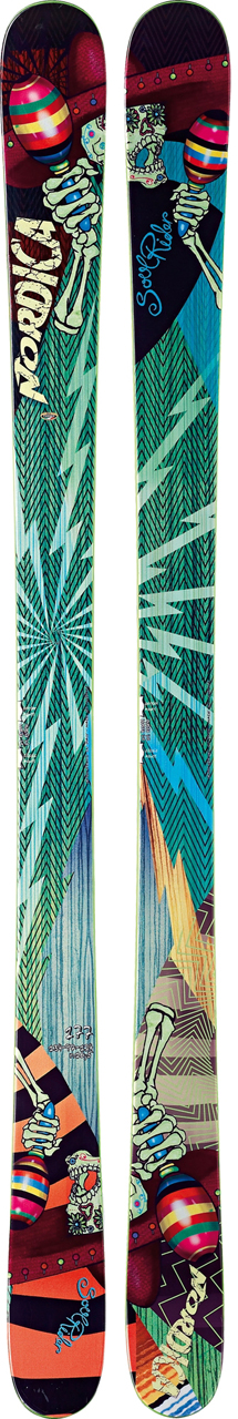 South American Ski Selections: Nordica Soul Rider, BLISTER