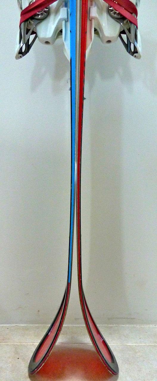 Kastle West XX110, Tail Profile, Blister Gear Review