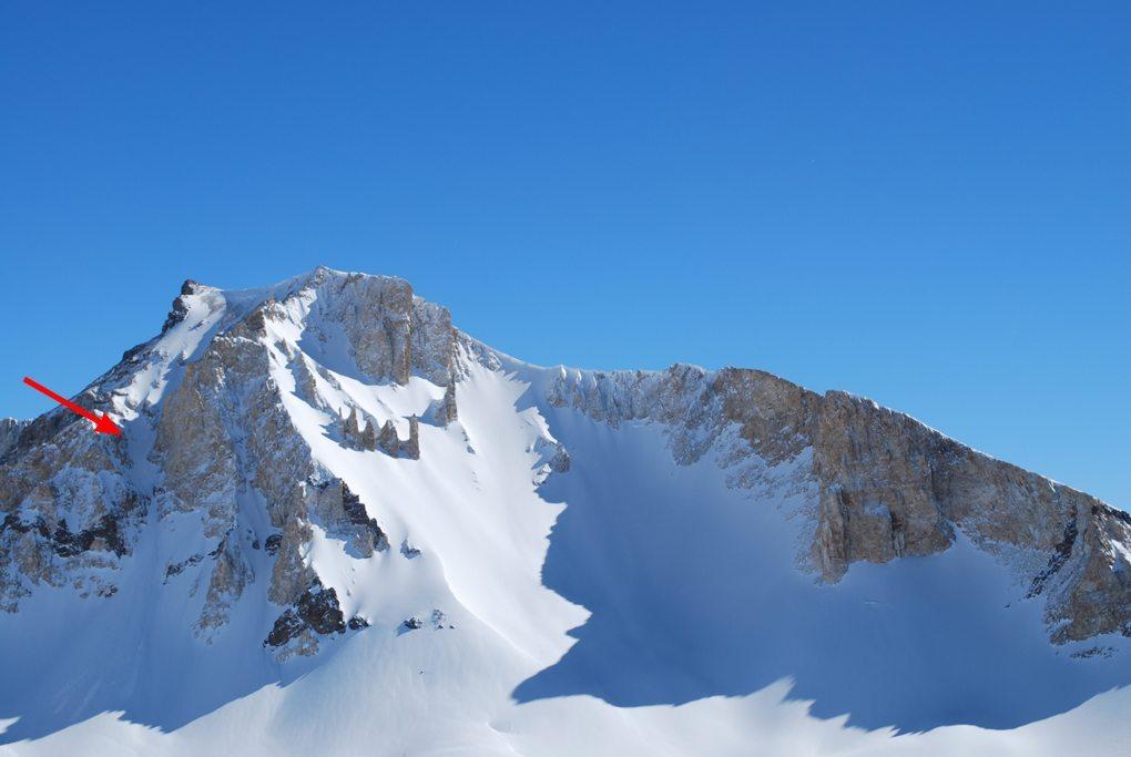 Cerro Martin, Las Leñas Ski Resort