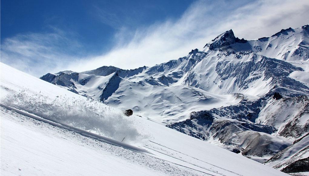 Jason Hutchins, Salomon Rocker 2 108, Las Leñas Ski Resort