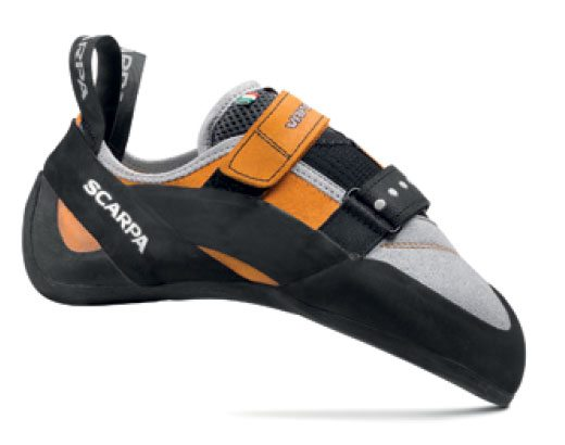 SCARPA Vapor V, Blister Gear Review