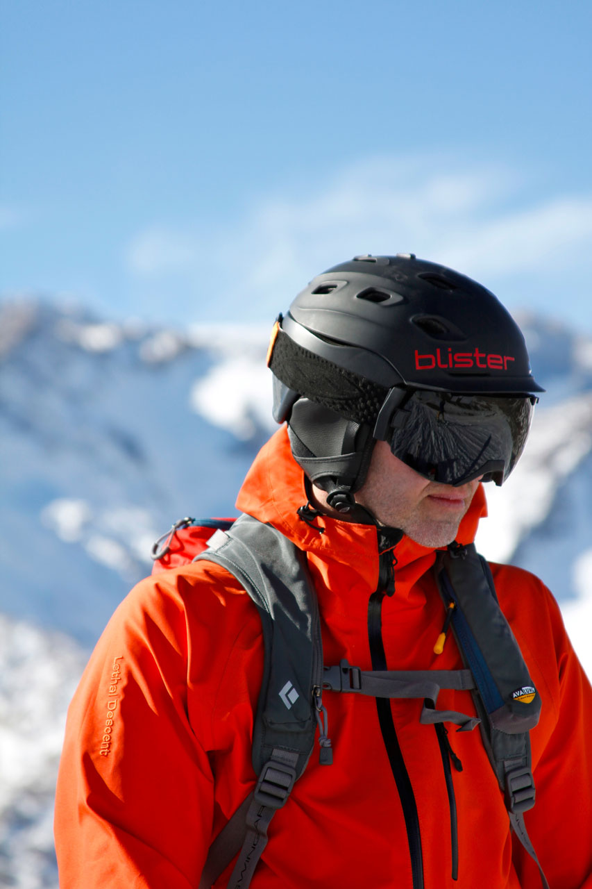 Smith I Ox Goggle Blister Gear Review Skis Snowboards