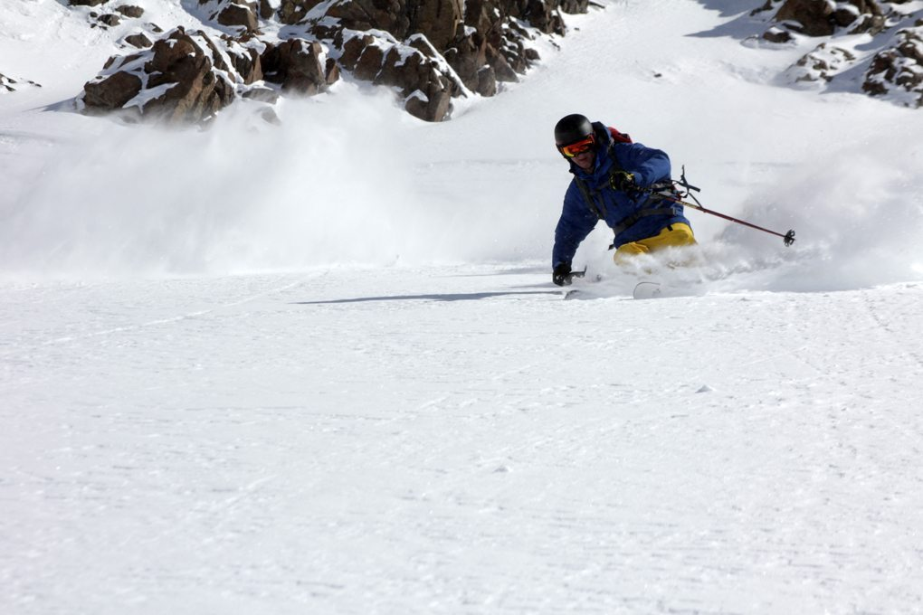 Will Brown, Down Skis Coundown 3, Blister Gear Review