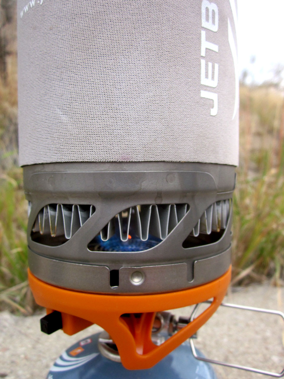 Jetboil Sol Ti Stove, Blister Gear Review