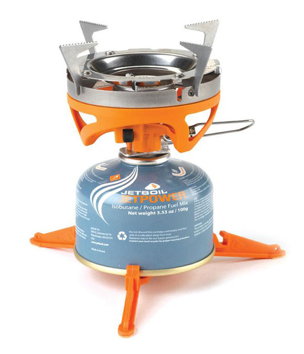 Jetboil Sol Ti with Pot Support, Blister Gear Review