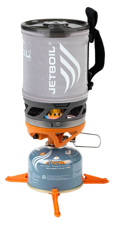 Jetboil Sol Ti, Blister Gear Review