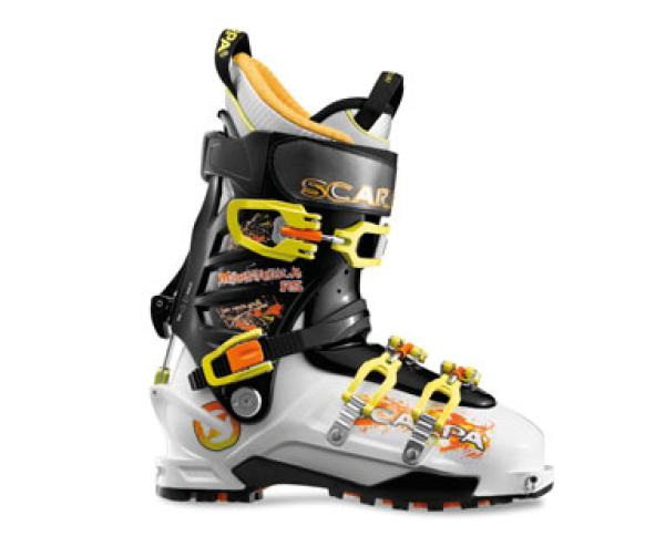 2012-2013 SCARPA Maestrale RS, Blister Gear Review