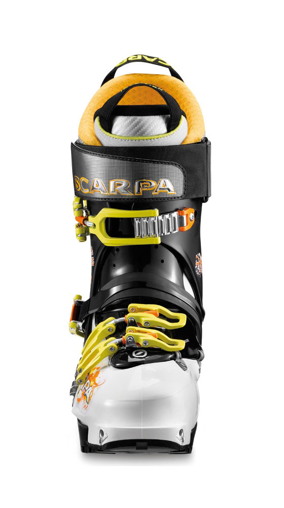 SCARPA Maestrale RS Front, Blister Gear Review