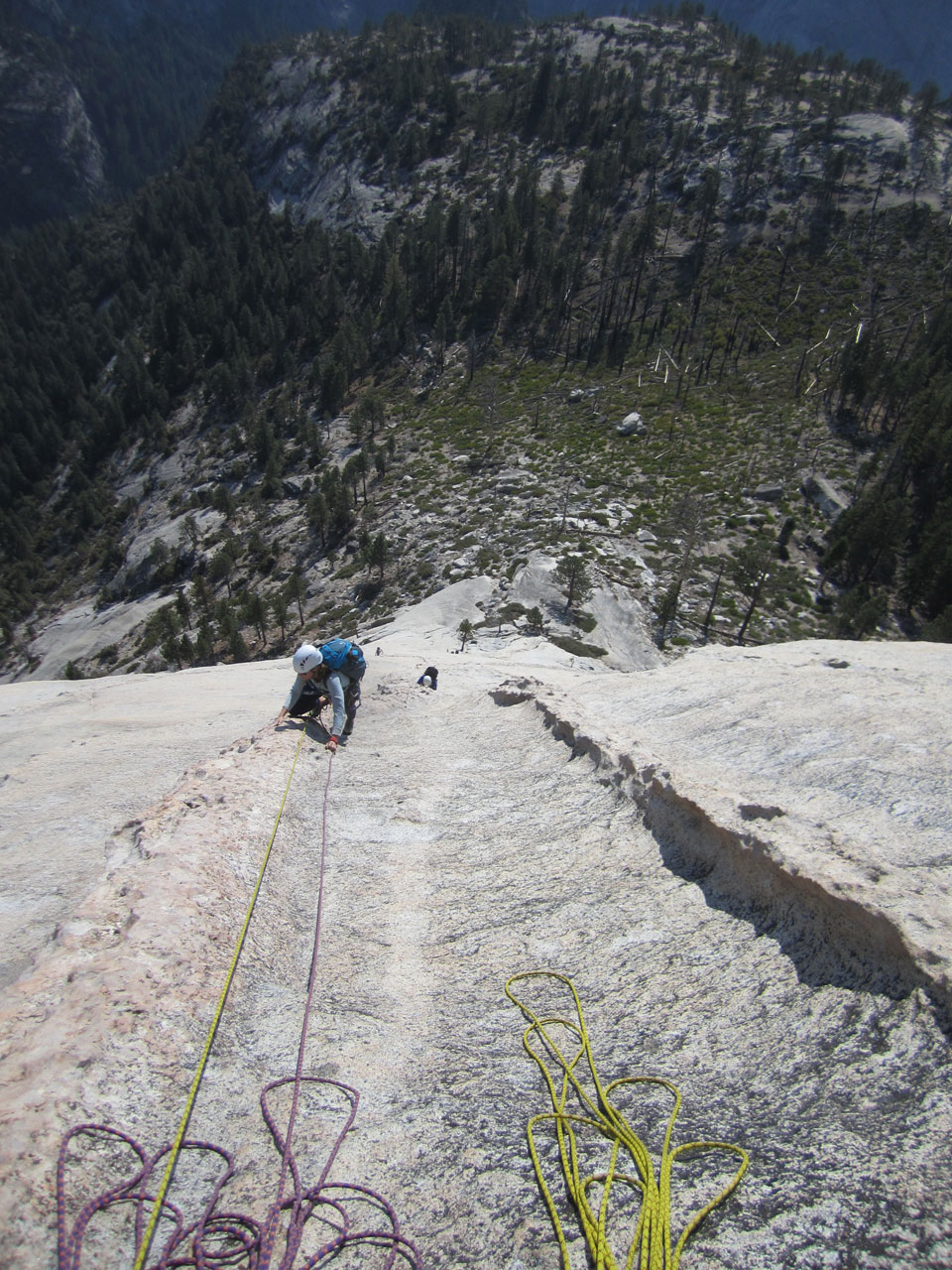 Sterling Evolution Duetto Half Rope, Snake Dike, Yosemite, Blister Gear Review