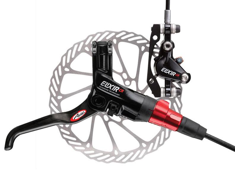 Avid Elixir CR Disc Brakes, Blister Gear Review