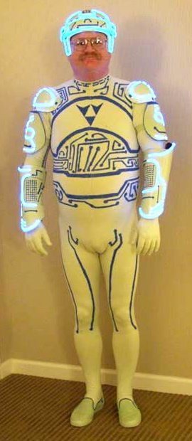 Tron Guy, Blister Gear Review
