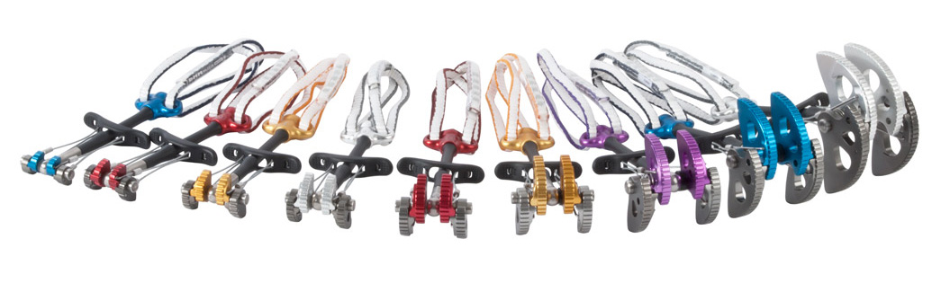 DMM Demon Cams, Blister Gear Review