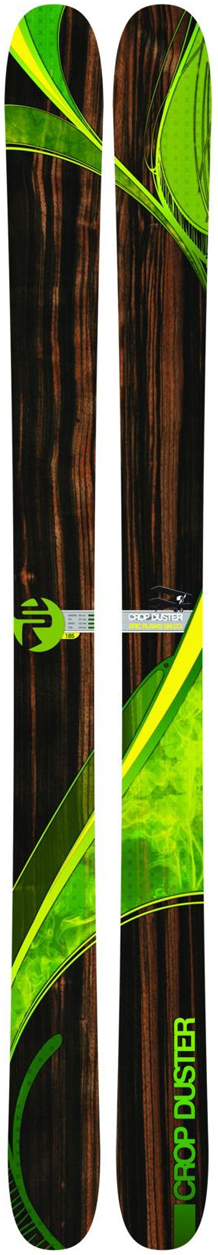 Epic Planks Crop Duster, Blister Gear Review