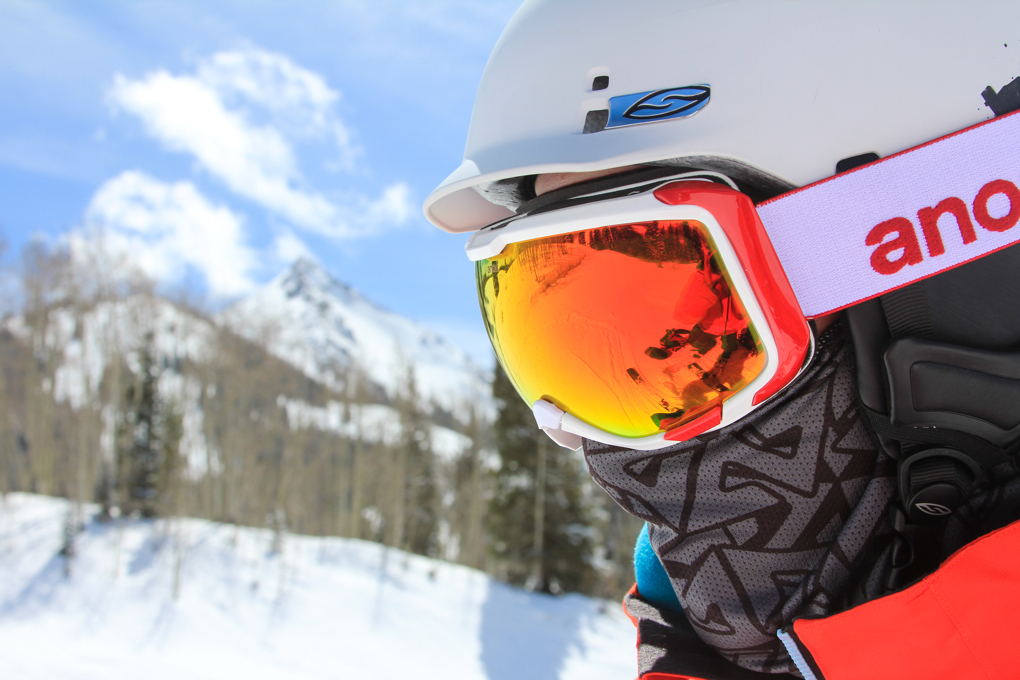 Will Brown's review of the Anon M1 goggle, Blister Gear Review