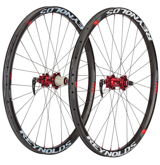 Reynolds AM Carbon Wheels, Blister Gear Review