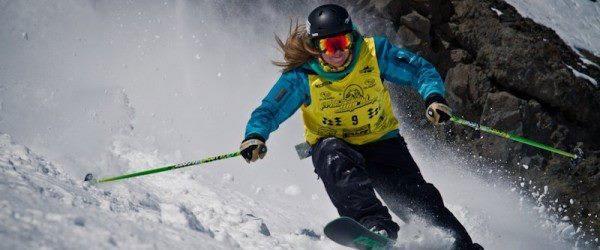 Hannah Follender, Nordica Patron, Blister Gear Review