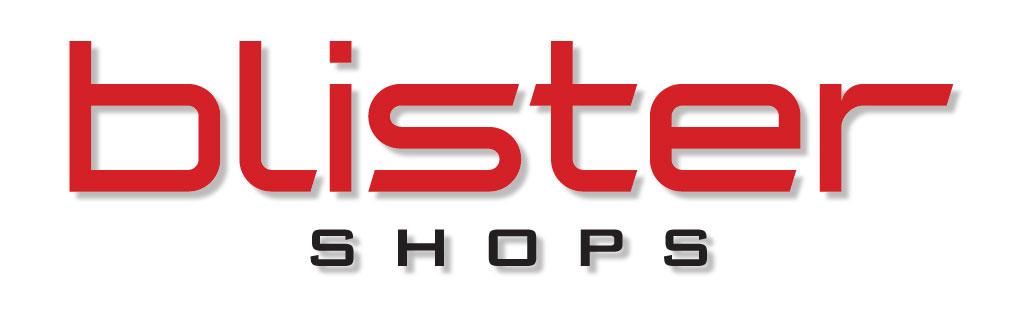 Blister Shops Logo, Blister Gear Review