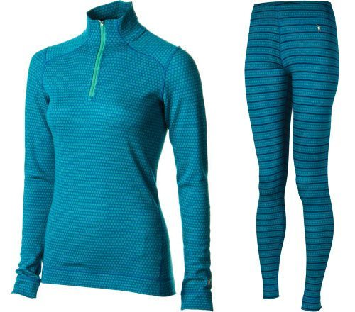SmartWool Midweight Pattern Top and Bottom, Blister Gear Review