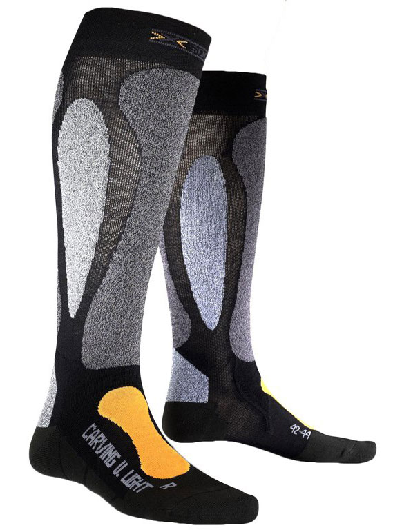 X Socks Ski Carving Ultralight, Blister Gear Review