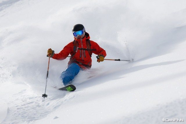Robin Abeles, Rocky Poing, Alta, Blister Gear Review