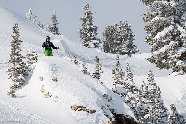 Jason Hutchins, Rocky Point, Alta, Blister Gear Review