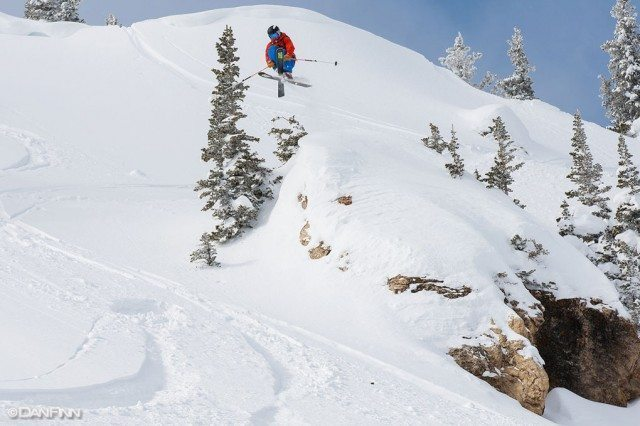 Robin Abeles, Rocky Point, Alta, Blister Gear Review