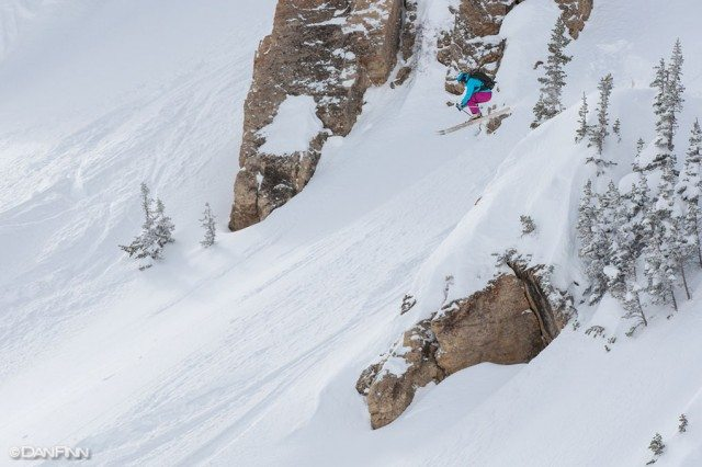 Kate Hourihan, Rocky Point, Alta, Blister Gear Review