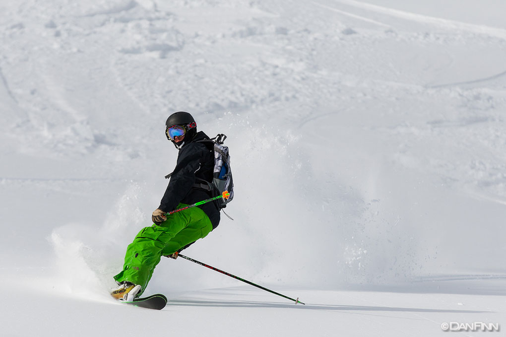 Jason Hutchins, Nordica Soul Rider, Blister Gear Review