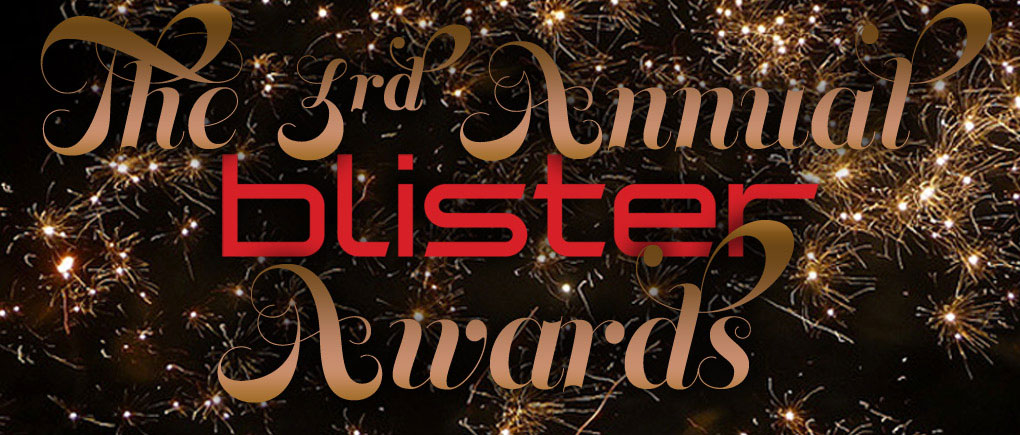 Blister Awards Logo