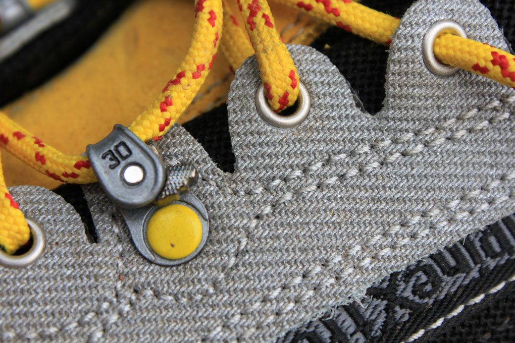 Salewa 3D System Lock, Blister Gear Review